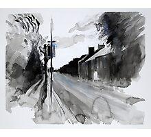 Belgrave Road Photographic Print