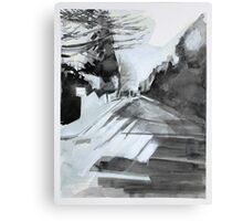 Elm Road Canvas Print