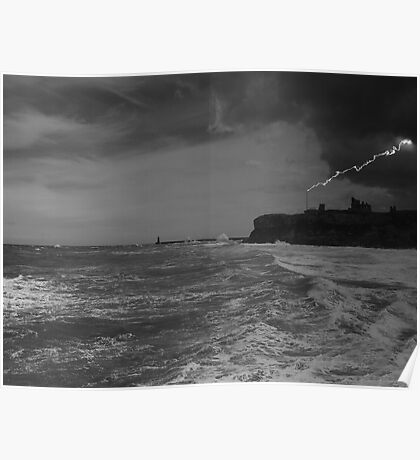 tynemouth storm Poster