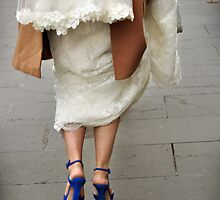 Blue Suede Shoes by Karen E Camilleri