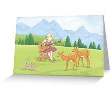 Do-Re-Mi Greeting Card
