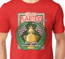 Mario's Karting Championships Unisex T-Shirt