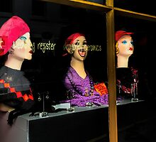 The Red Hat Brigade? by Elaine Teague