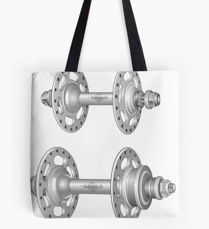 Campagnolo Record Pista Track Hubs Tote Bag