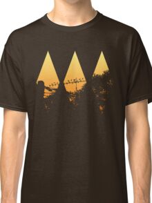 Diamonds, Silhouettes and Treetops Classic T-Shirt