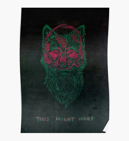 This might hurt Poster