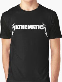 Mathematics Rock! Graphic T-Shirt