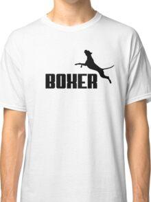 Boxer (black) Classic T-Shirt