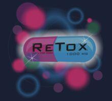ReTox - Food for Mood by ivanaantolovic