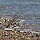 Stoney Beach by Theresa Selley