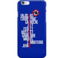 Barricade Boys iPhone Case/Skin
