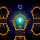 Tut60#13:  Enlightenment (G1330) by barrowda