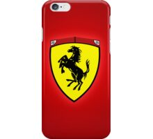 Scuderia Sleipnir Shield iPhone Case/Skin