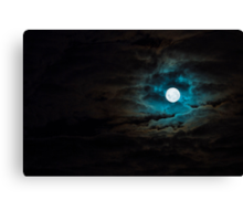 Dark Rising Canvas Print