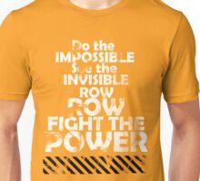 Gurren Lagann Fight the Power Unisex T-Shirt