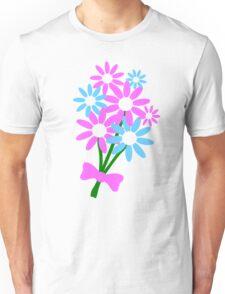 Floral bouquet Unisex T-Shirt