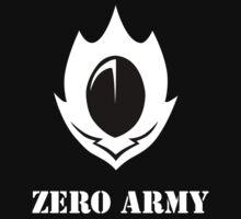 Zero Army by Jenny De Giulli
