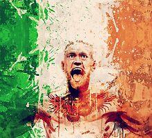 Conor McGregor by Seylel
