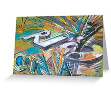 Rio Carnaval Greeting Card