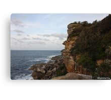 Manly Shelly Beach in NSW Canvas Print