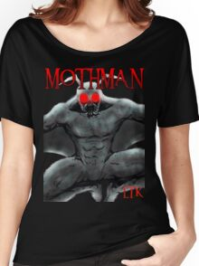 Mothman Women's Relaxed Fit T-Shirt