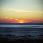 Enniscrone, Sunset. by Maybrick
