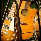 Guitar Rack by Widcat