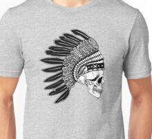 Crying Chieftain Unisex T-Shirt