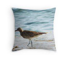 pajaro - bird Throw Pillow