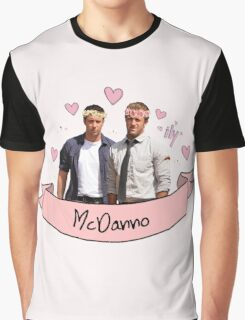 McDanno's Love Graphic T-Shirt