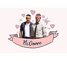 McDanno's Love Photographic Print