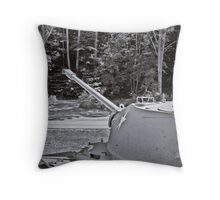 Tally Ho Throw Pillow