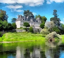 By the Dordogne by Bloodnok