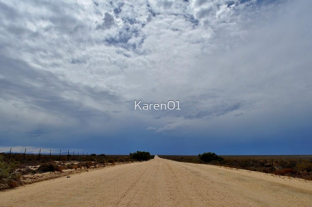 Ribbon of road by Karen01
