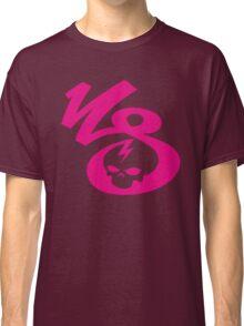 KrakkdSkullz - KS Logo - Magenta Classic T-Shirt