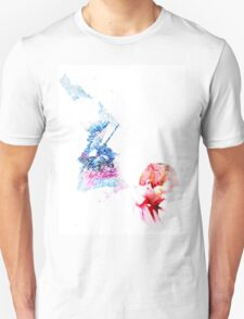 Faded Wings Unisex T-Shirt