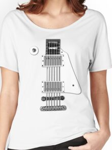 Les Paul FrontView Women's Relaxed Fit T-Shirt