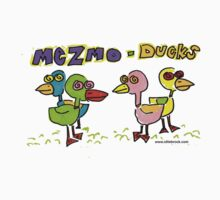 Mezmo Ducks by Ollie Brock