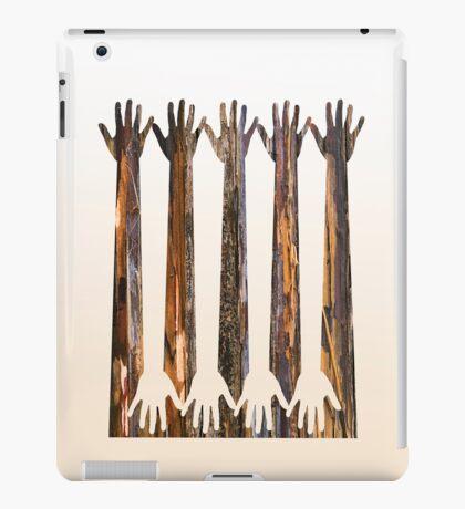 Hand Forest 4 iPad Case/Skin