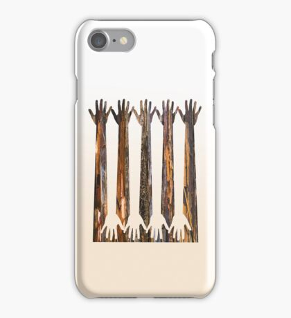 Hand Forest 4 iPhone Case/Skin