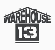 Warehouse 13 by thegadzooks