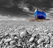 Fishing Boat - Goring By Sea - SC by Colin  Williams Photography