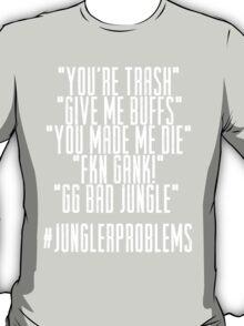 Jungle Problems Colors T-Shirt