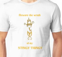 The Monarch's Wrath Unisex T-Shirt