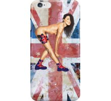 Union Jack 2 iPhone Case/Skin