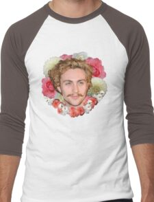 aaron Men's Baseball ¾ T-Shirt