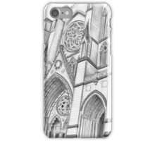 Cathedral of St. John the Divine iPhone Case/Skin