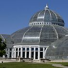 Marjorie McNeely Conservatory by Tina Hailey