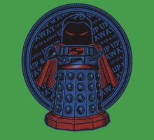 Up, Up, Away, and Exterminate!! Baby Tee