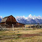 ~ Grand Teton National Park, Wyoming ~ by Brion Marcum